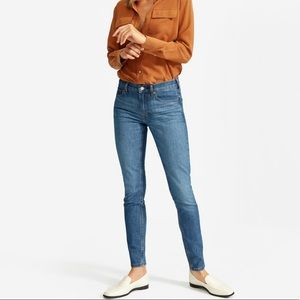 Everlane The Mid-Rise Skinny Jean (Ankle)